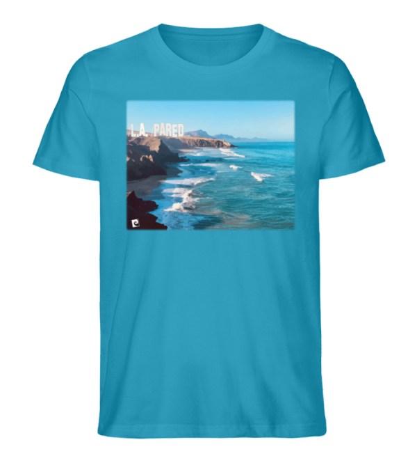 L.A. Pared - Herren Premium Organic Shirt-6885