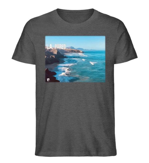 L.A. Pared - Herren Premium Organic Shirt-6898