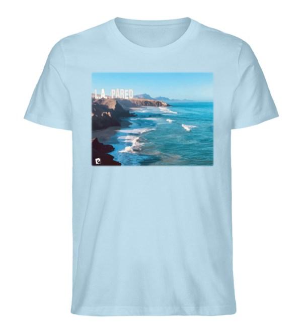 L.A. Pared - Herren Premium Organic Shirt-6888
