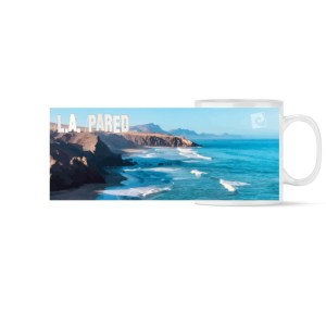 L.A. Pared - Panorama Tasse - Panorama Tasse Weiß-3