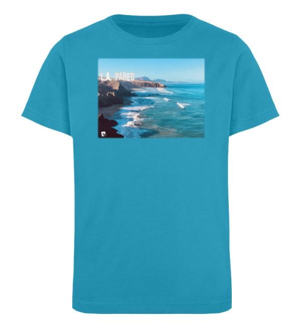 L.A. Pared - Kinder Organic T-Shirt-6885