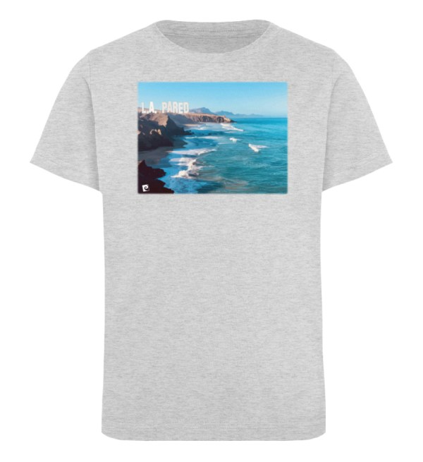L.A. Pared - Kinder Organic T-Shirt-6892