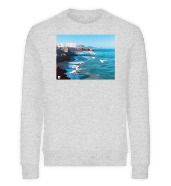 L.A. Pared - Unisex Organic Sweatshirt-6892