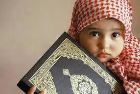 Rangkaian Nama Bayi Perempuan Islami 2 Suku Kata