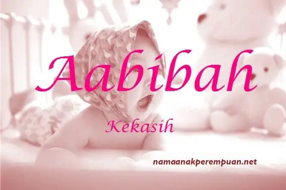 arti nama Aabibah
