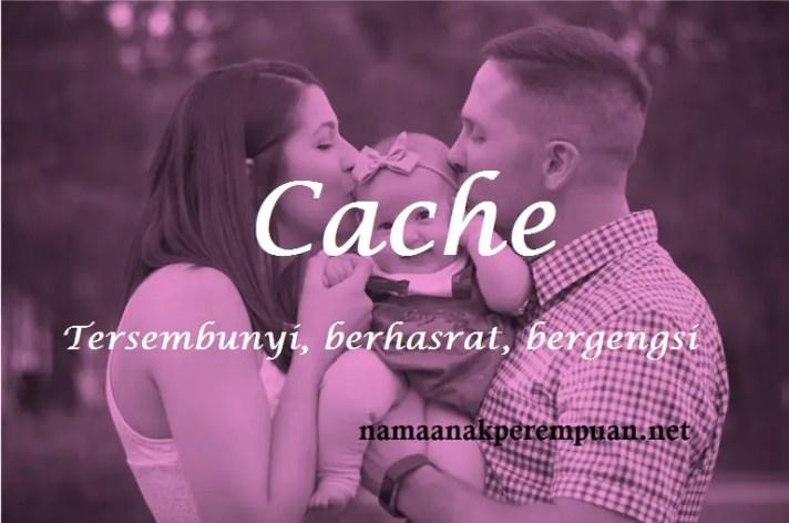 arti nama cache