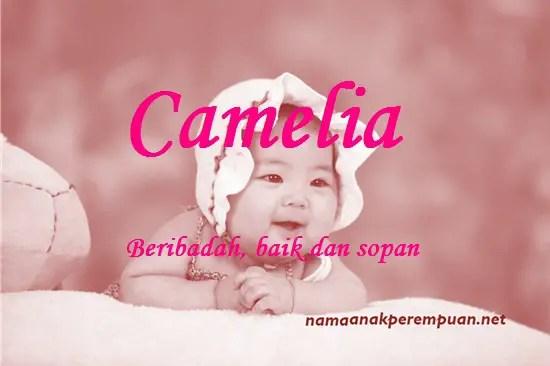 arti nama camelia