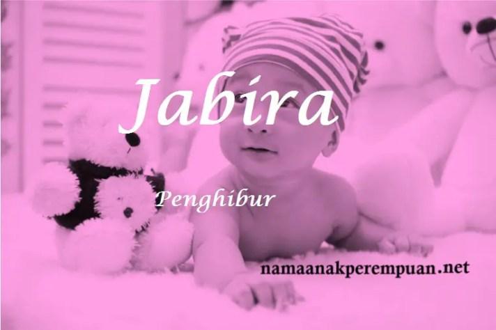 arti nama jabira