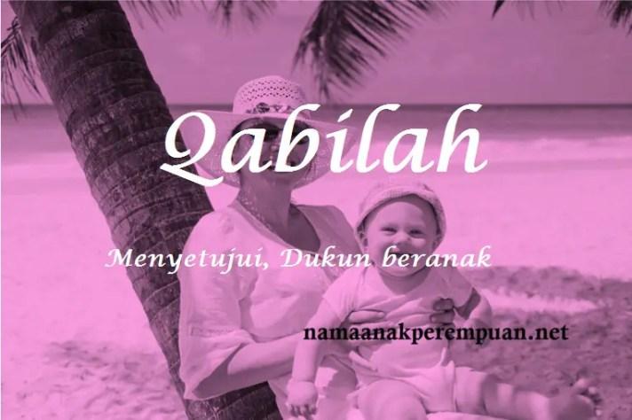 arti nama qabilah