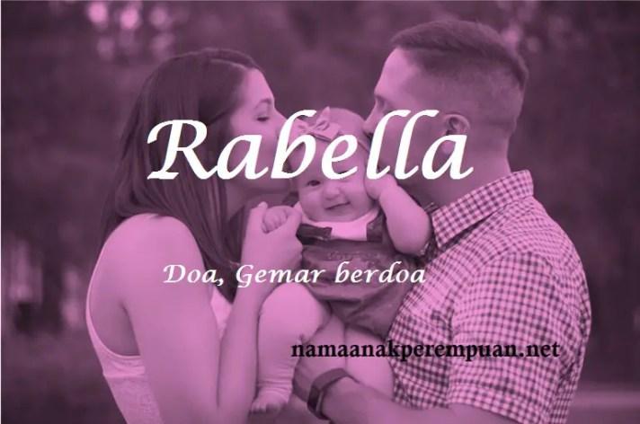 arti nama rabella
