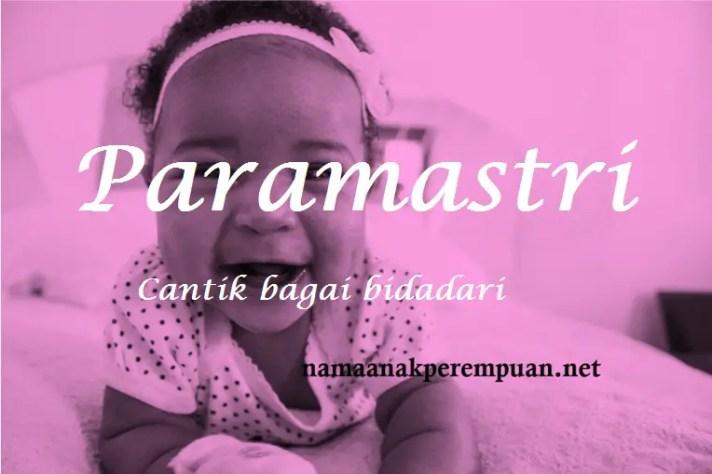 arti nama Paramastri