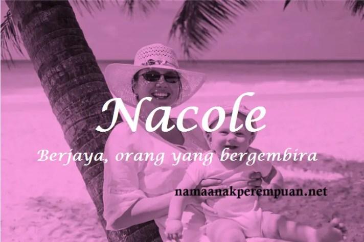 arti nama nacole