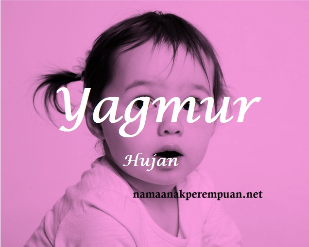 arti nama yagmur