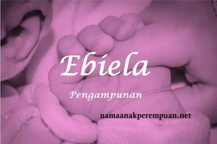 arti nama Ebiela