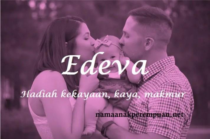 arti nama Edeva
