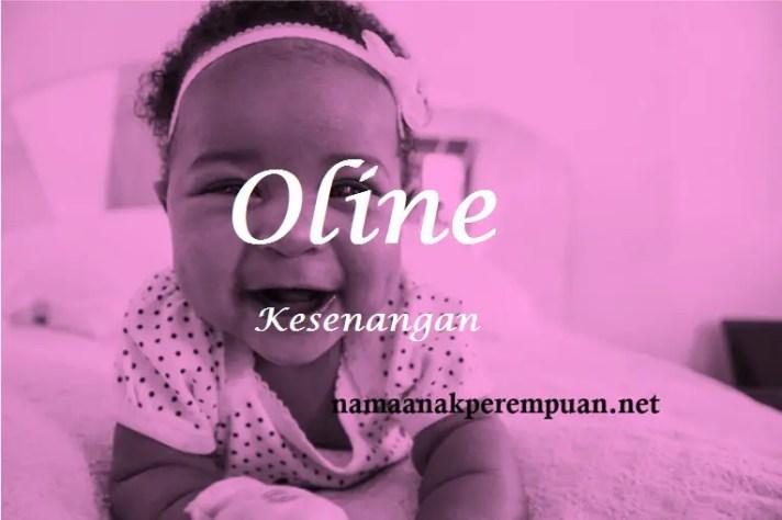 arti nama Oline