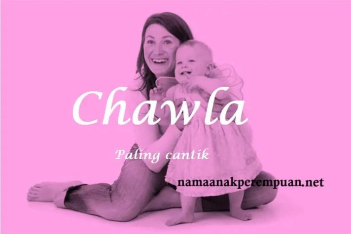 arti nama Chawla