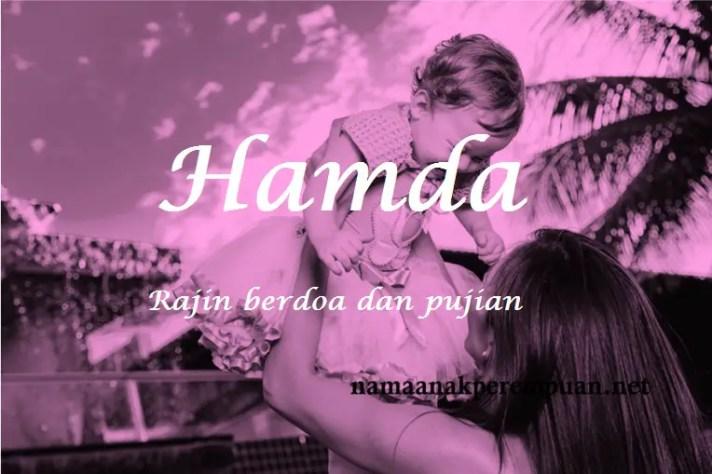 arti nama Hamda