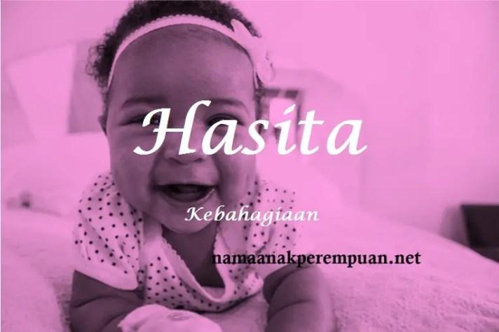 arti nama Hasita