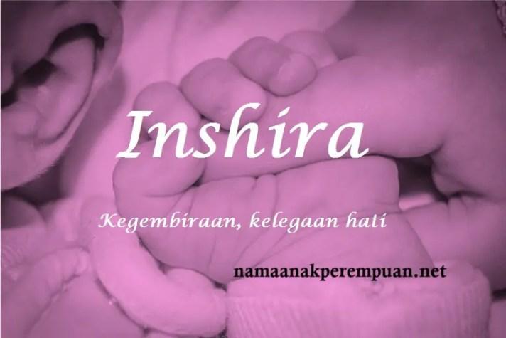 arti nama Inshira