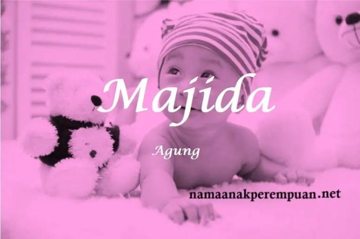 arti nama Majida