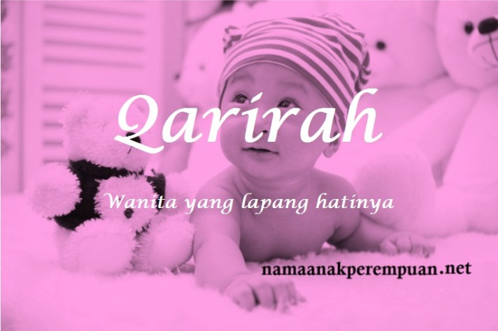 arti nama Qarirah