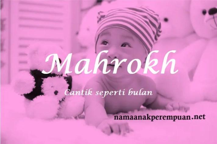 arti nama Mahrokh