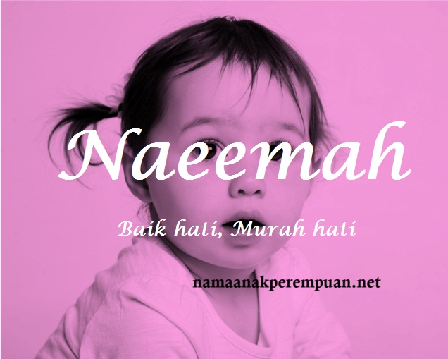 arti nama Naeemah