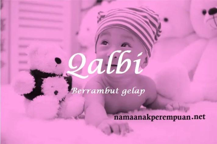 arti nama Qalbi