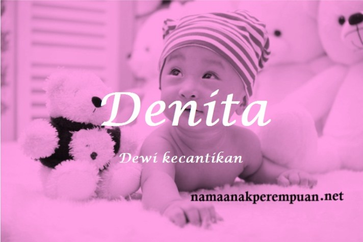 arti nama Denita