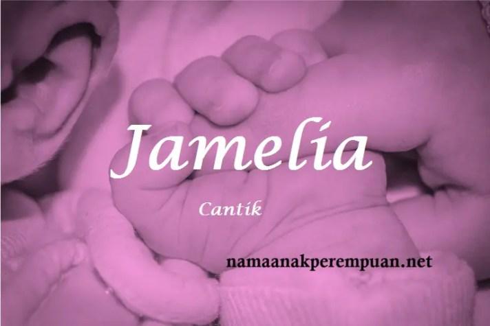 arti nama Jamelia