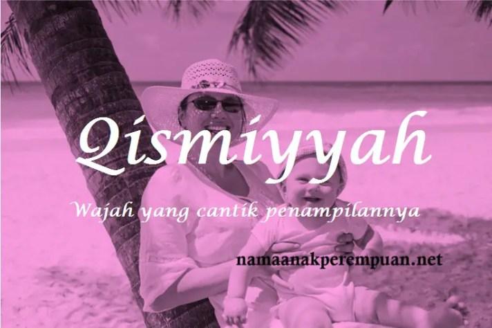 arti nama Qismiyyah