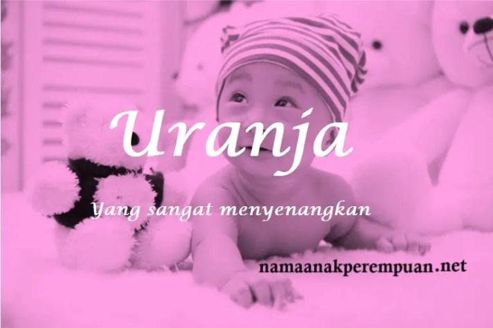 arti nama Uranja