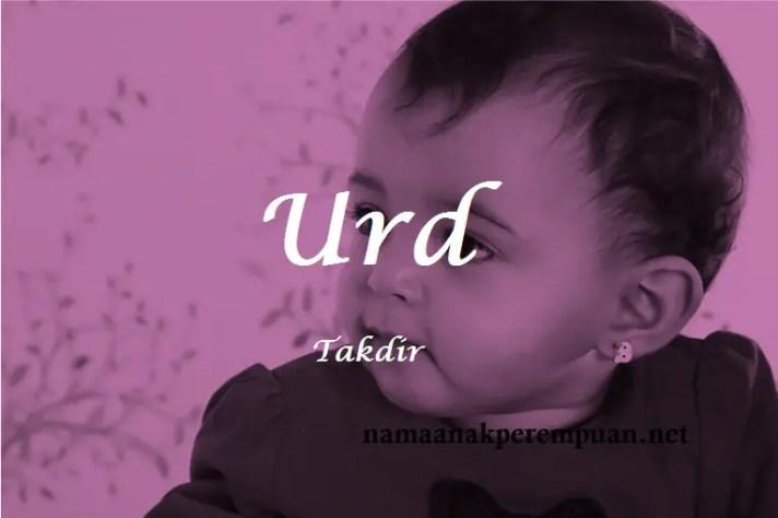arti nama Urd