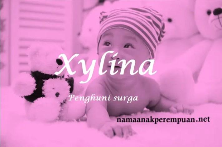 arti nama Xylina
