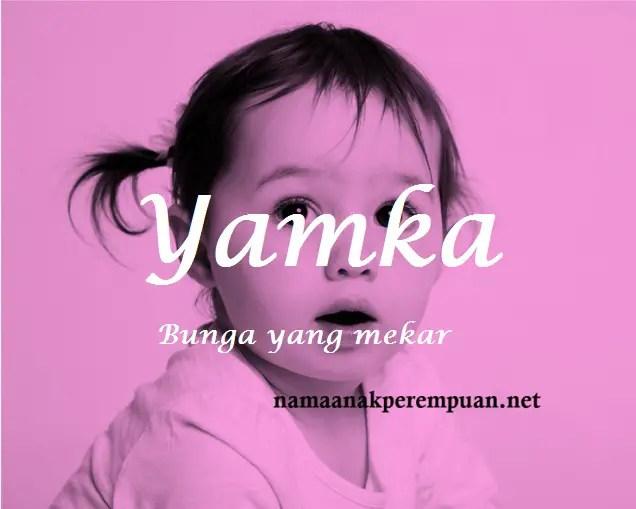 arti nama Yamka