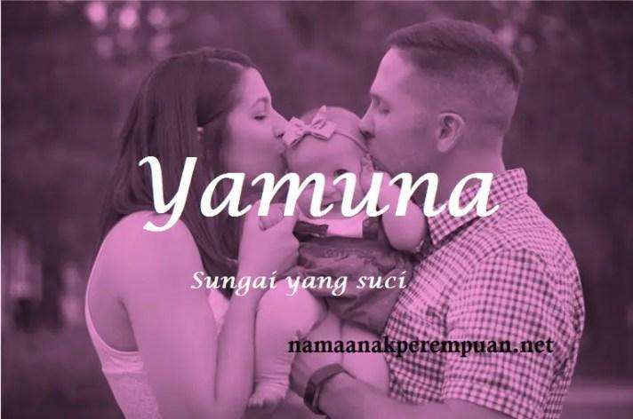 arti nama Yamuna