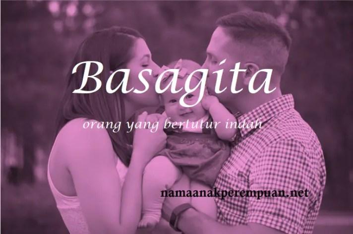 arti nama Basagita