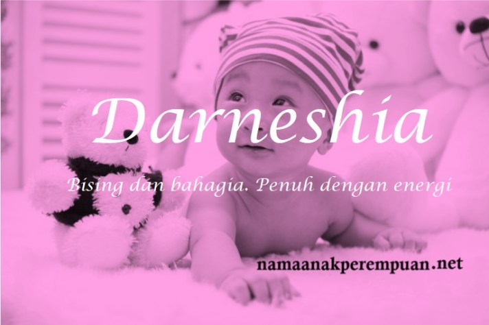 arti nama Darneshia