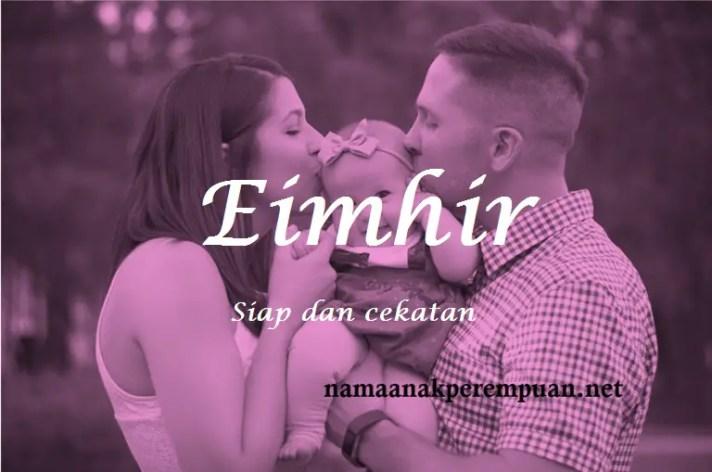 arti nama Eimhir