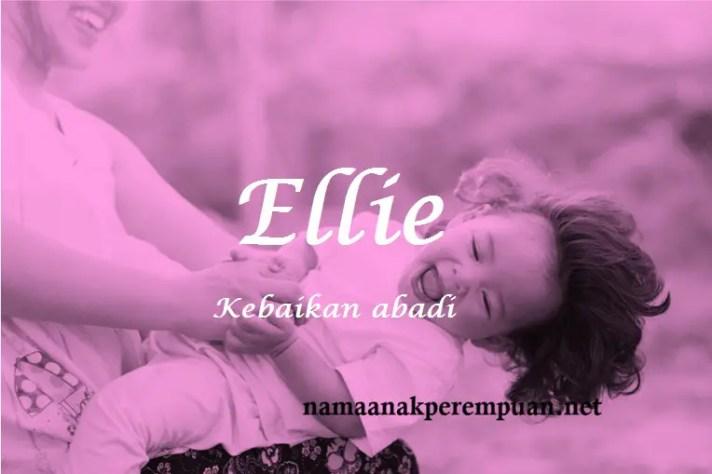 arti nama Ellie