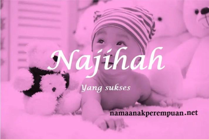 arti nama Najihah