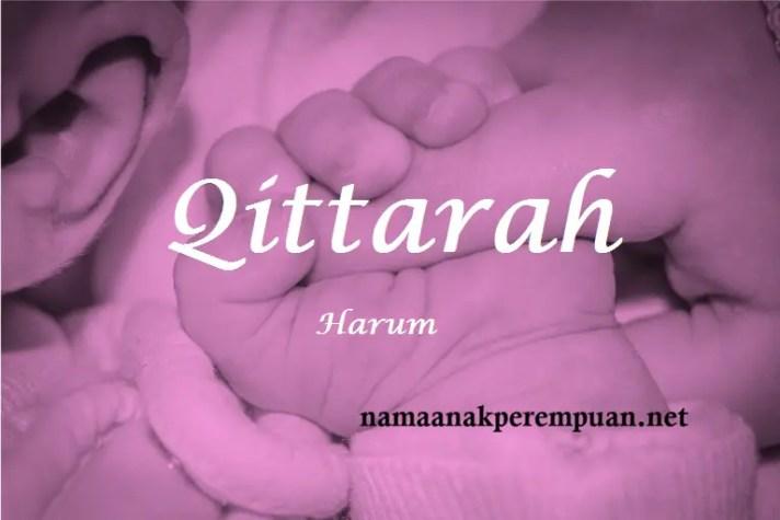 arti nama Qittarah