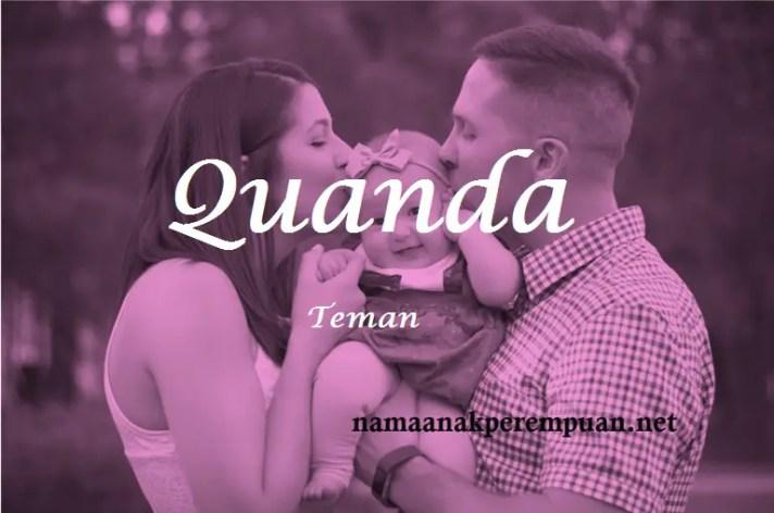 arti nama Quanda