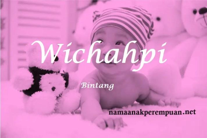 arti nama Wichahpi
