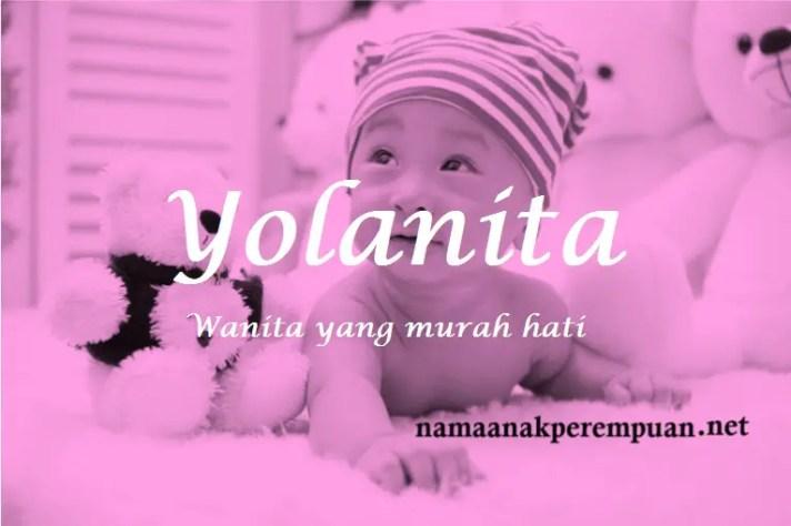 arti nama Yolanita