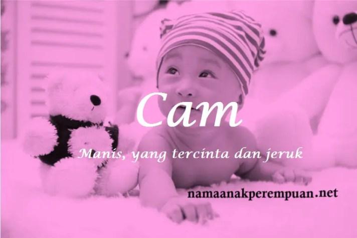 arti nama Cam