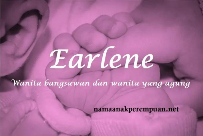 arti nama Earlene