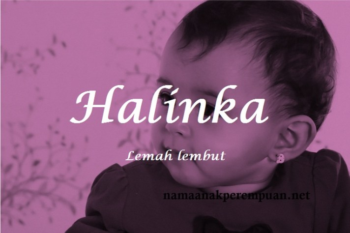 arti nama Halinka