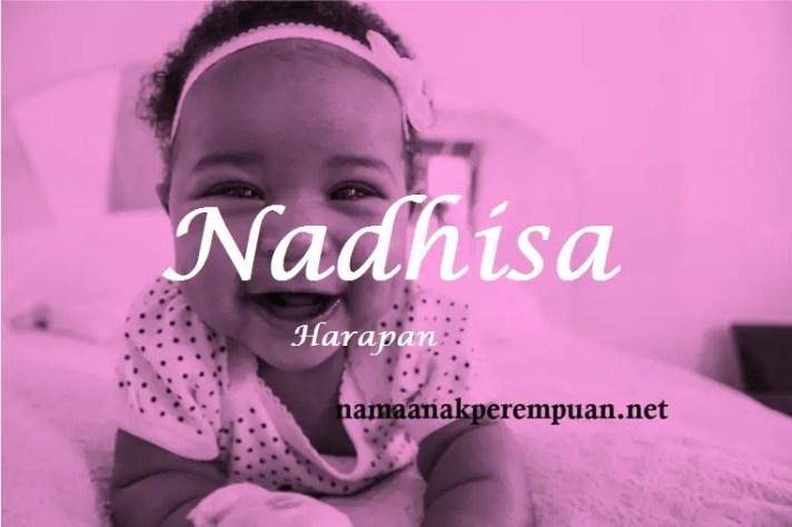 arti nama Nadhisa